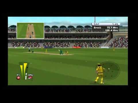 Game 28 - Ricky Ponting International Cricket 2005
