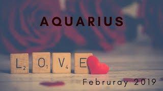 AQUARIUS: New Love! True Love? February 2019