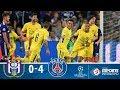 Melhores Momentos - Anderlecht 0 x 4 PSG - Champions League (18/10/2017)
