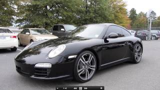 2012 Porsche 911 Black Edition Start Up, Exhaust, and In Depth Tour (#339 of 1911)