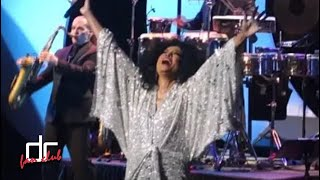 Diana Ross Ain T No Mountain High Enough Live 2018 ᴴᴰ