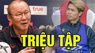 TIN VUI: Công Phượng và 5 cầu thủ HAGL được gọi lên ĐT Việt Nam đá vòng loại WC - BÓNG ĐÁ 365