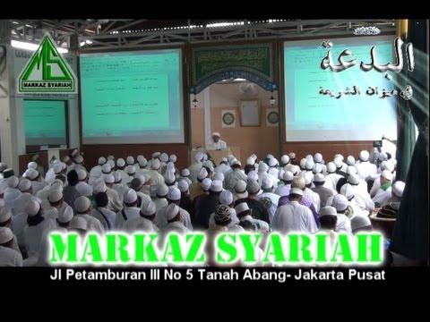 Habib Rizieq Membongkar BID'AH Wahabi