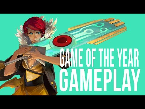 Transistor - GOTY Nominee Gameplay