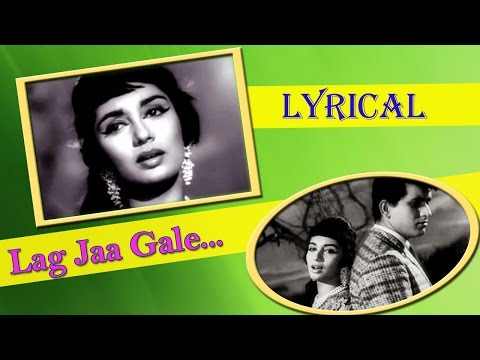 Lag Ja Gale With Lyrics | Woh Kaun Thi | Sadhana, Lata Mangeshkar | Old Hindi Song video