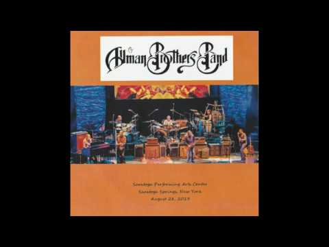 THE ALLMAN BROTHERS BAND - Live in New York, 28.08.2013, VOLUME I
