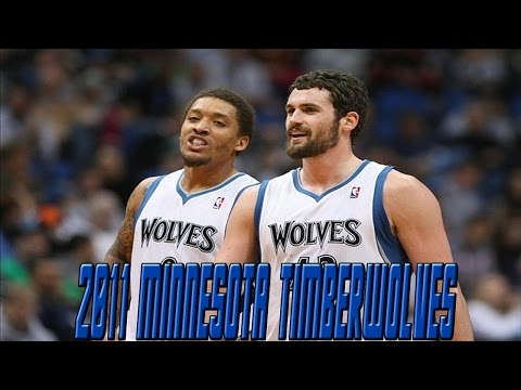 NBA 2K16 | Rebuilding 2010-2011 Minnesota Timberwolves | MyLeague Challenge