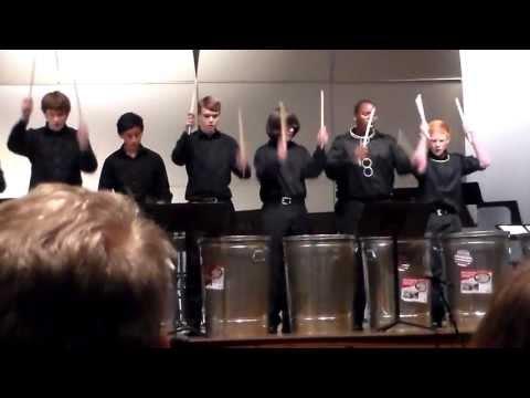 West Briar Middle School Spring Concert 1)