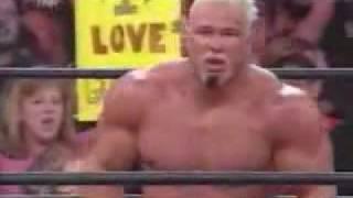 Scott Steiner Vs Goldberg