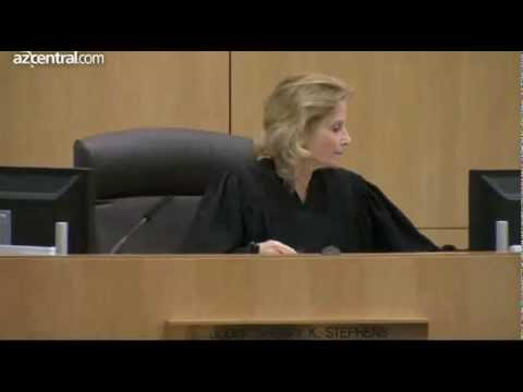 Jodi Arias Trial - Day 53 - Part 2 (Juror 8 dismissed)