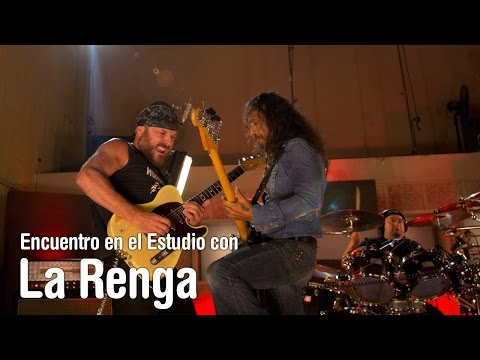 La Renga - Montaa Roja