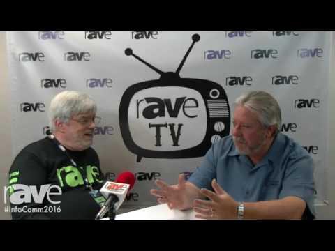 InfoComm 2016: Joel Rollins Interviews Steve Thorburn of Thorburn Associates