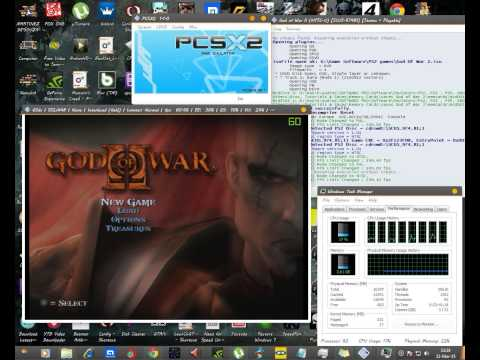 Download PCSX2 1.1.0 PS2 Emulator For PC Free By LINCOLINE1 MARTINS-UG