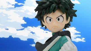 Unboxing Loot Anime's December Izuku Midoriya Figure (Boku No Hero Academia)