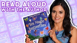 Ten Magic Butterflies - Read Aloud Picture Book | Brightly Storytime