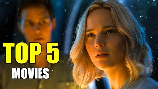 Jennifer Lawerence: TOP 5 Movies