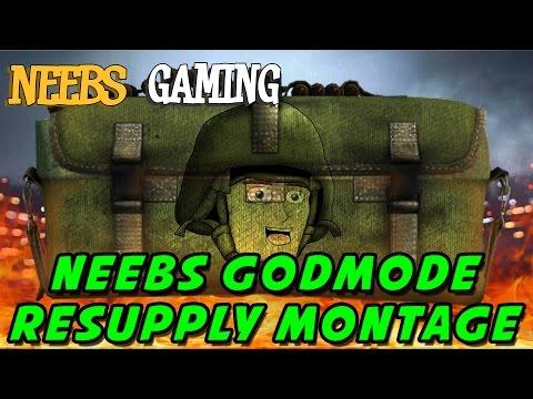 Neebs Battlefield 4 Godmode Resupply Montage