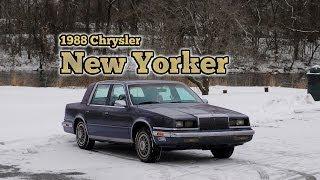 Regular Car Reviews: 1988 Chrysler New Yorker