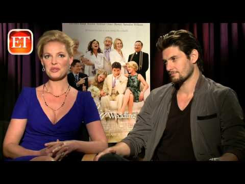 Diane Keaton, Katherine Heigl & Ben Barnes: 'The Big Wedding' Interview (ET)