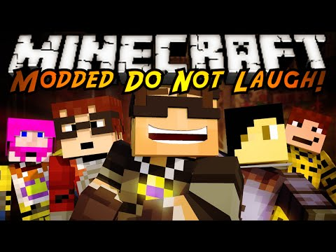 Minecraft MODDED Mini-Game : DO NOT CRINGE 29! (FNAF Mod!)