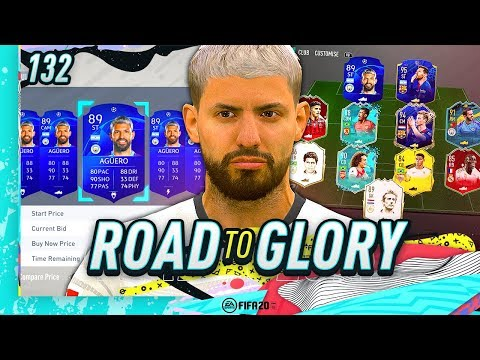 FIFA 20 ROAD TO GLORY #132 - IT'S WORKING!!