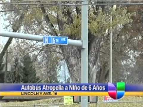 Niño Atropellado, Testigos se Quejan Ambulancia Tardó Mucho en Llegar