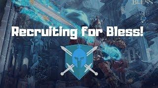 "Bless Online | Best in Slot (Guild Recruitment) ""NA"""