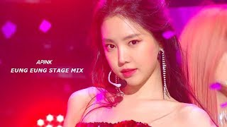 에이핑크 Apink 응응 Eung Eung 교차편집 Stage Mix
