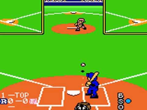 Pocket Sport Series - Baseball Stars Color (World) - NeoGeo Pocket Color [MESS] [shortplay]