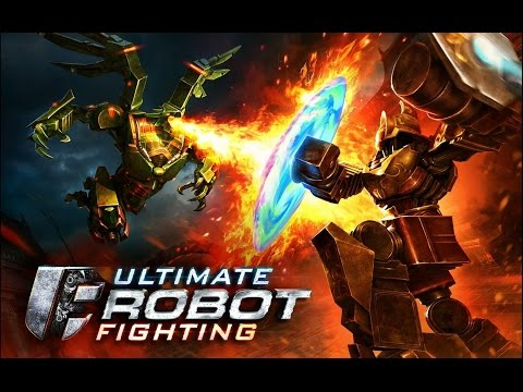 #Ultimate Robot Fighting – Android Walkthrough