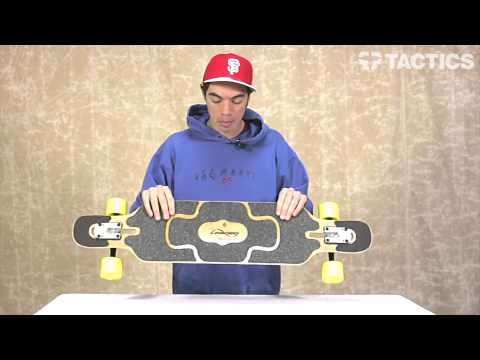 Loaded Tan Tien 39 Inch Complete Longboard Review - Tactics.com