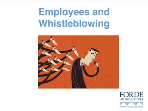 whistle blowing in the work place Learn more about whistleblowers, retaliation, federal regulations, employment issues, and other legal topics at findlawcom.