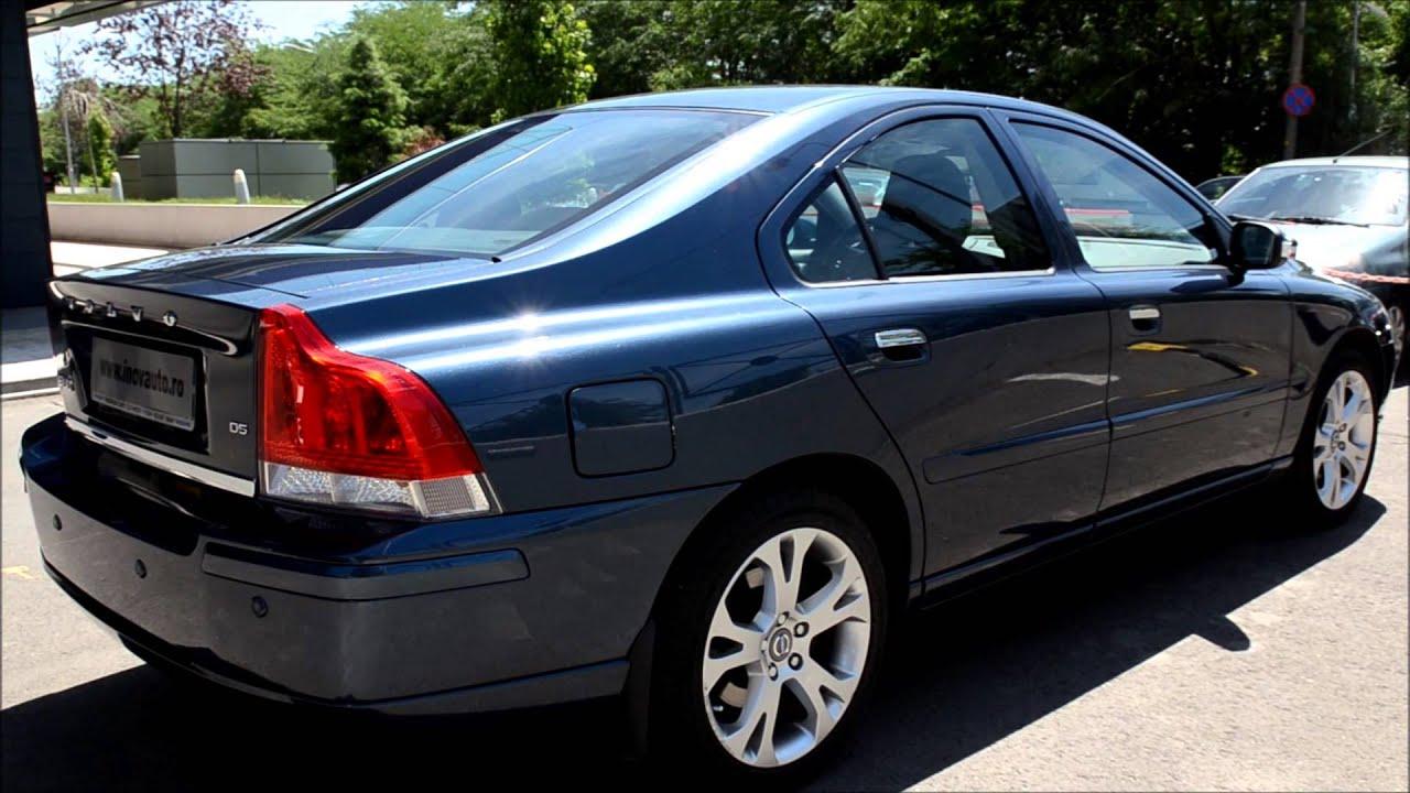 Volvo S60 2 4 Diesel 185 CP 2008 inovAuto - YouTube