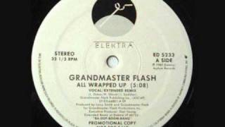 Watch Grandmaster Flash All Wrapped Up video