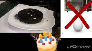 Making Egg less Chocolate Cake at home in Bengali language.//   ডিম্ ছাড়াই চকোলেট  কেক।