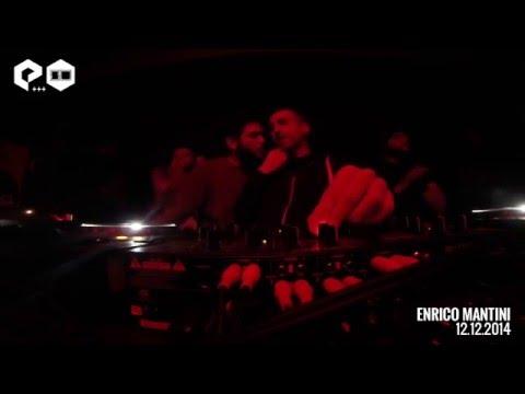 ENRICO MANTINI - Extended Mix @ Intelligent Club / Zu::bar - 12.12.2014