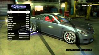 "GTA V - Pimp My Ride | Ubermacht Sentinel XS ""BMW 3 Series"" Car Tuning Customization (GTA V)"