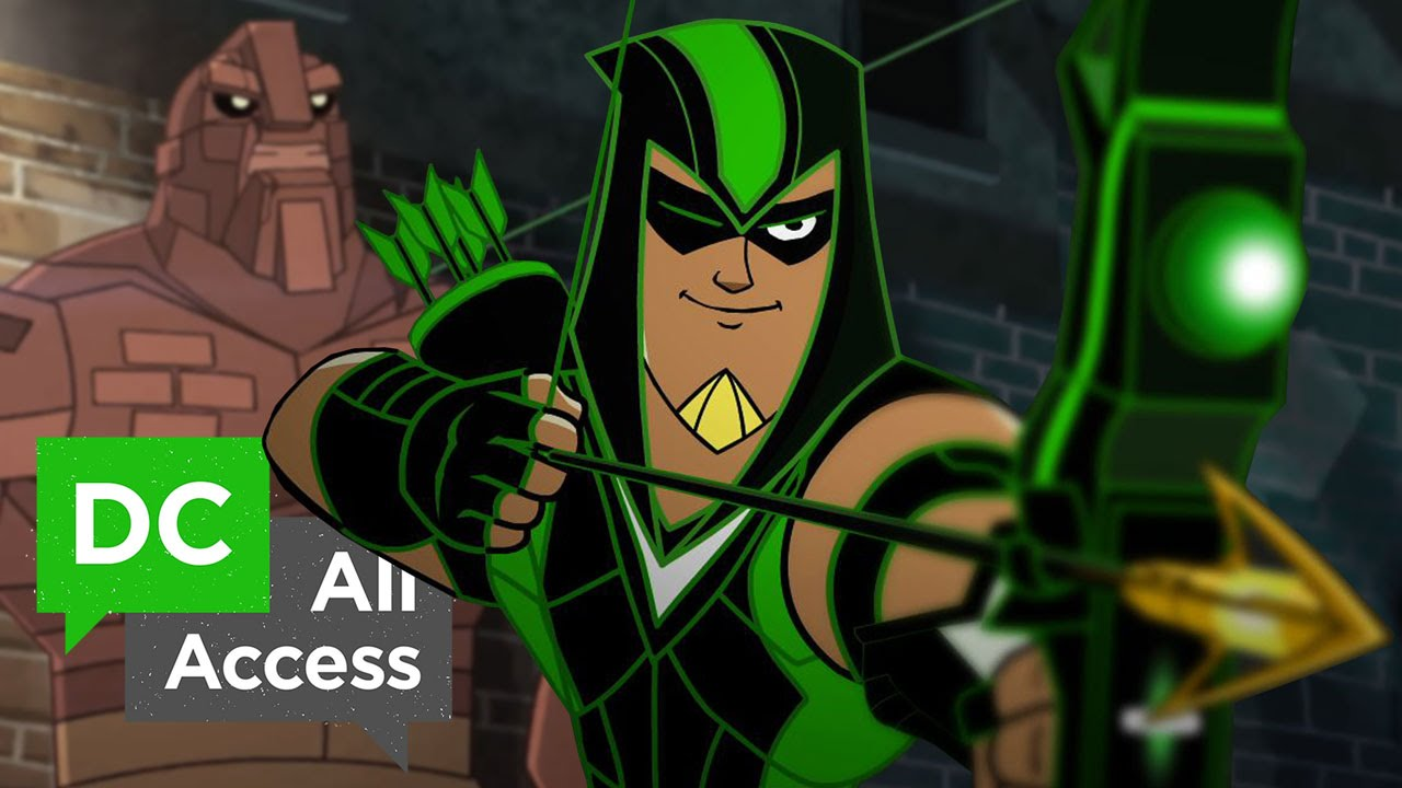 Ep 220 - NEW Green Arrow Green Arrow Beyond