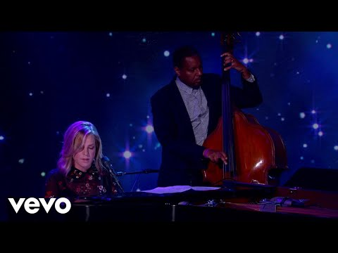 Diana Krall  Night And Day  On Jimmy Kimmel