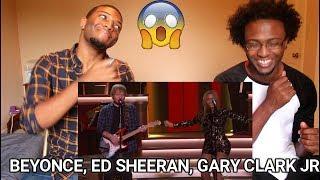 Download Lagu Beyoncé, Ed Sheeran & Gary Clark Jr. Tribute Stevie Wonder (REACTION) Gratis STAFABAND