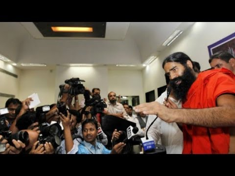 'Uma Bharti must contest against Sonia Gandhi' - Ramdev Baba