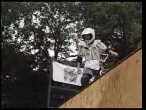 1992, BMX FREESTYLE WORLDS, halfpipe Video