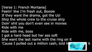 download lagu French Montana-unforgettable Ft. Swae Lee Lyrics gratis