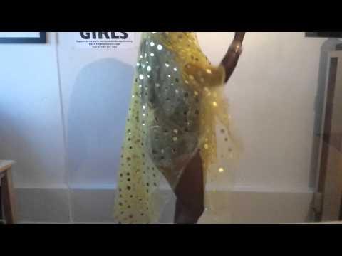 Flora Lyimo Dancing Kimasomaso 2014 By.ali Kiba. video
