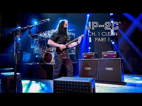 MESA/Boogie JP-2C – John Petrucci Ch. 1 Clean – Tones on Tour