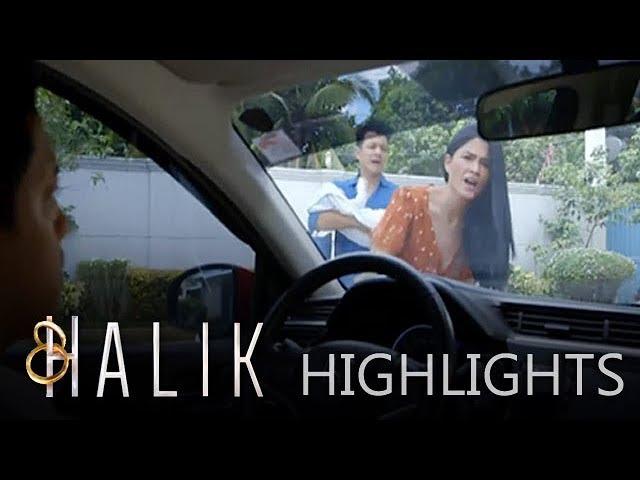 Jade rages after suspecting Jacky inside a parked car | Halik