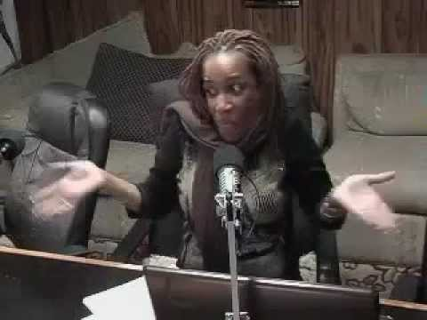 "Uncut - Jamaican Radio Host Giving Advice How To Keep A Man ""Yuh Haffi Mek Di P*ssy Quintt"""