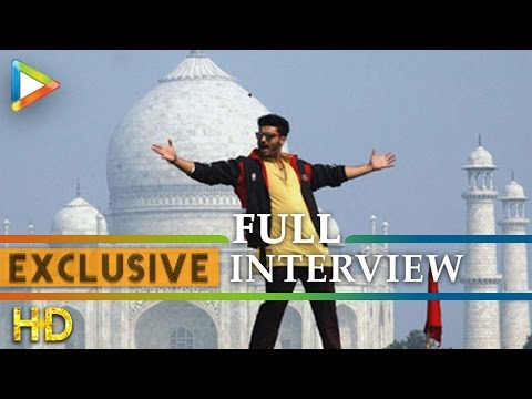 Arjun Kapoor Amit Sharma exclusive interview on Tevar Part 1