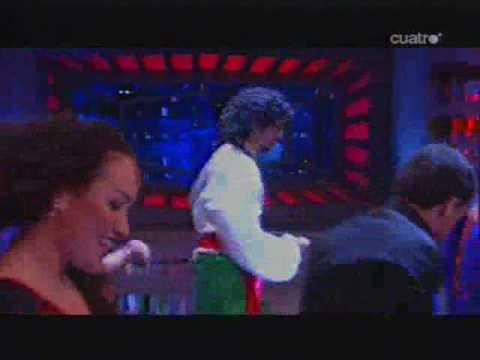 El Hormiguero - 04/03/09 - Bollywood - Jai Ho (Slumdog Millionaire)