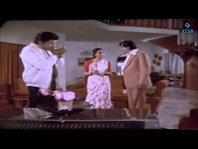 Aboorva Sagothrigak - Tamil Full Movie - GMR K R Vijaya